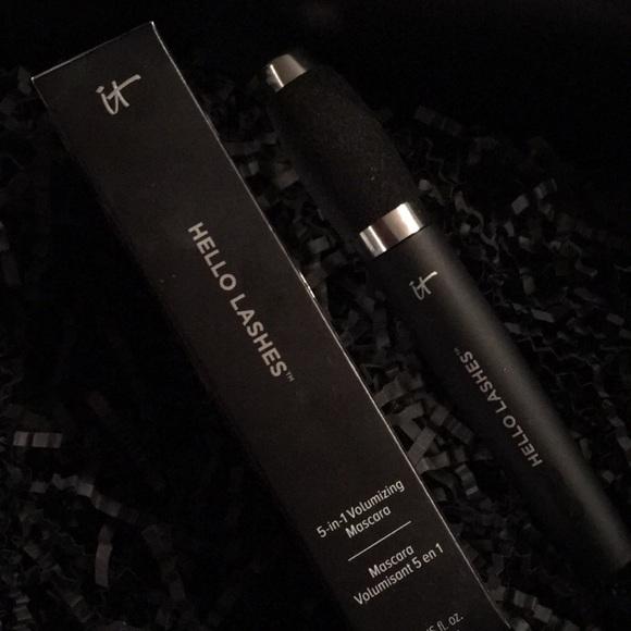 7161d06c9b8 it cosmetics Makeup | It Hello Lashes 5in1 Volumizing Mascara | Poshmark